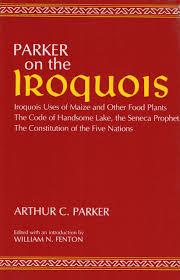 parker on the iroquois new york state studies syracuse univ