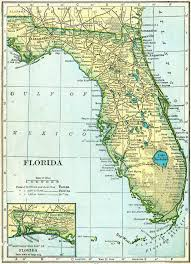 South Florida County Map by Florida Genealogy U2013 Access Genealogy