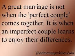 great wedding quotes a great marriage is not when the comes together