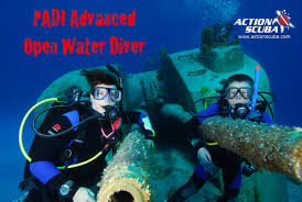 montreal scuba diving padi advanced open water course
