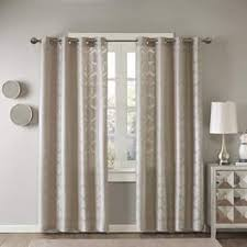 Tan And Blue Curtains Tan Curtains U0026 Drapes Shop The Best Deals For Nov 2017