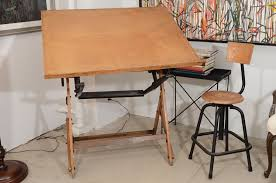 French Industrial Drafting Table Ideas Official Industrial
