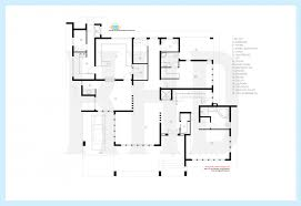 four bedroom bungalow house plans modern villa plan room pictures