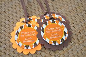 halloween birthday party decorations argyle birthday favor tags