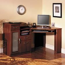Small Computer Desk With Hutch by Corner Computer Desk Home Design By Larizza