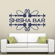 Wohnzimmer Shisha Bar Berlin Shisha Bar 03 Gewerbliche Wandtattoos By Wandtattoo Kiwi