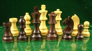 Wooden Chess Set Chess Pieces Wood