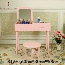 make up dressers louis fashion mini makeup vanity dressing table small cabinet