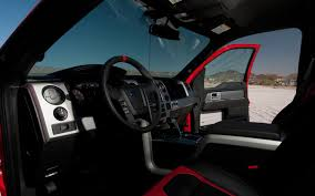 Ford F150 Truck Interior - 2013 ford shelby f 150 svt raptor first look truck trend