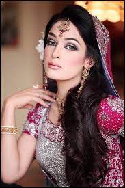 hair styles pakistan pakistani bridal hairstyles pictures