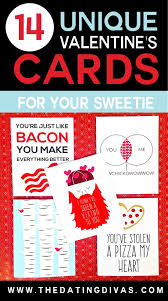 valentines day cards for him 14 unique s day cards for your sweetie from the dating divas