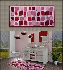 tappeti bagni moderni tappeti moderni per il bagno in cotone e bamboo a prezzi scontati