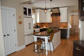 Kitchen L Shaped Island Small L Shaped Kitchen With Island And Chairs Also Islands Designs