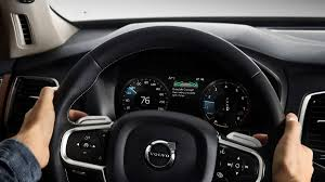 volvo steering wheel 2017 volvo xc90 t6 review with price horsepower and photo gallery