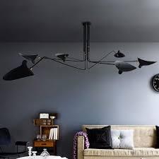 Home Decor Floor Lamps Indoor Floor Lighting Three Arms Floor Lamp Home Decor Fixtures
