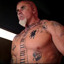here u0027s your chance to see will ferrell covered in tattoos inked