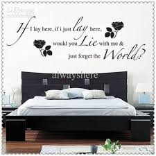 wall decals quotes quotesgram bedroom quote wall stickers