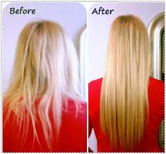 chicago hair extensions once damaged hair is repaired and extended with real human hair
