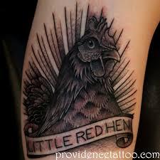 hen tattoo by dennis m del prete tattoo hen chicken