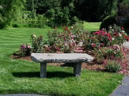 Natural Stone Benches Createk Stone 4 Foot Classic Stone Bench Sb 2 Realistic