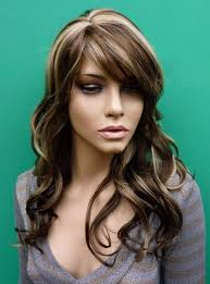 dark brown and blonde hair colors long hairstyle galleries page 30