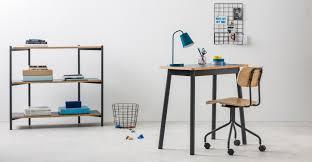 U Schreibtisch Made Essentials Mino Set Aus Schreibtisch Und Stuhl Grau Made Com