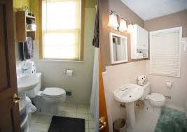 Small Bathroom Renovation Ideas Small Bathroom Remodel Before And After Nrc Bathroom