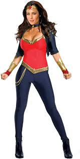 authentic halloween costumes for adults wonder woman deluxe costume buycostumes com