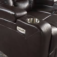 everette power motion recliner usb charging port hidden arm