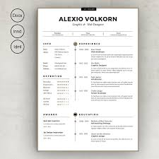 Publisher Resume Templates 50 Creative Resume Templates You Won U0027t Believe Are Microsoft Word