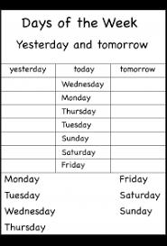 spelling u2013 days of the week free printable worksheets u2013 worksheetfun
