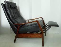 Milo Baughman Recliner Milo Baughman Chair Ebay