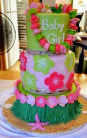 tropical baby shower themes decorating of party
