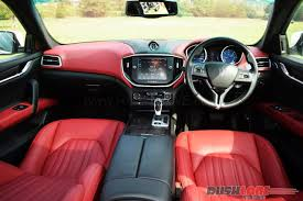 maserati ghibli interior new maserati ghibli review graceful grandiose