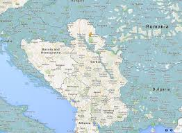 Map Of Serbia Google Adds Street View To Maps In Serbia