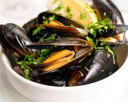 cuisiner des moules au vin blanc recette moules marinières au cookeo