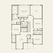First Texas Homes Hillcrest Floor Plan Waverly At Hawthorn Hills The Hillcrest Series In Hawthorn Woods