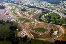 corvette museum race track national corvette museum motorsports park racetrack driving