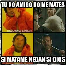 Memes The Walking Dead - nuevos memes the walking dead meme amino