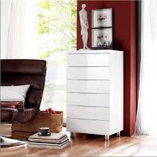 Wohnzimmerschrank Mit Bettfunktion Weiße Kommoden Mit Sechs Speicherung Gestaltung Für Wohnzimmer