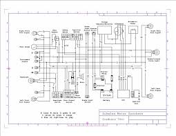 beautiful 49cc gy6 scooter wiring diagram gallery electrical