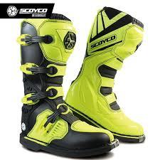 long road moto boot 2018 new scoyco mbm001 off road racing boots men motorcycle boots