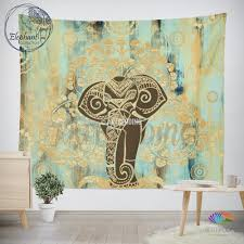 tree of life home decor elephant tapestry boho tree of life wall tapestry hippie