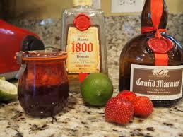 strawberry margarita strawberry margarita jam recipe my kitchen clatter