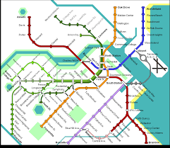 Red Line Mbta Map by Mbta Map Contest Finalists Page 4 Archboston Org