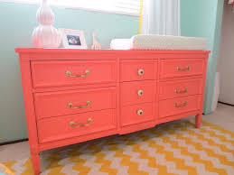 best 25 coral dresser ideas on pinterest coral painted dressers