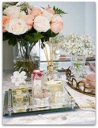 Bathroom Vanity Decor by 306 Best On The Blog Classy Glam Living Images On Pinterest