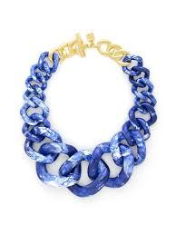 resin necklace wholesale images Elephant link necklace wholesale resin necklace zenzii wholesale jpg