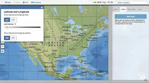 Orlando On Map by Mapmaker Interactive Tutorial 9 Latitude And Longitude Youtube