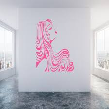 high quality styling beauty salon buy cheap styling beauty salon girls beauty salon wall decal sexy woman hairdresser style wall stickers vinyl living room window art